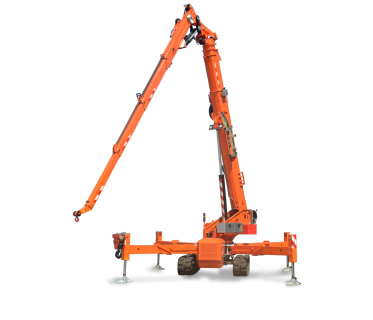 Jekko SPX 1275 mini crane