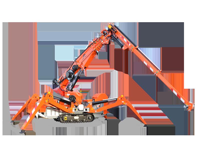 Mini crane sales | Jekko Mini Cranes | JT Cranes