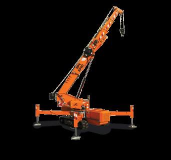 Jekko SPX 1040 mini crane