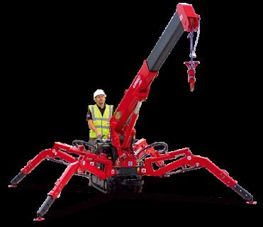 Unic URW 094 mini crane