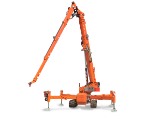 Jekko SPX-1275 mini crane