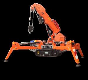 Jekko SBP209 mini crane