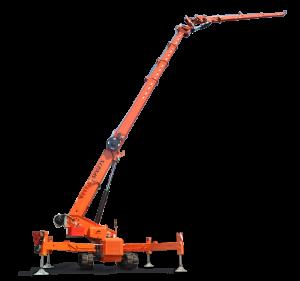 Jekko SPX1275 mini crane