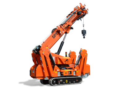 Jekko SPX 527 mini crane