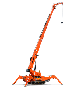 Jekko SPX527 mini crane