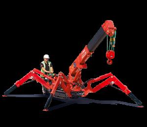 Unic URW 095 mini crane
